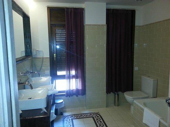 Hosteria de Guara: Baño