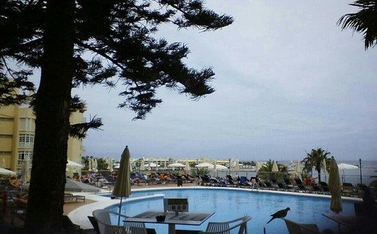 TUI Sensimar Riviera by MedPlaya: pool area