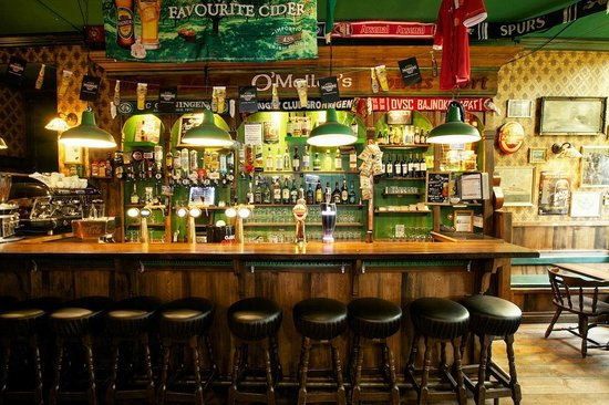 O' Malley's Irish Pub & Eetcafe