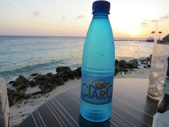 Seabreeze Swim up Bar and Restaurant : Agua