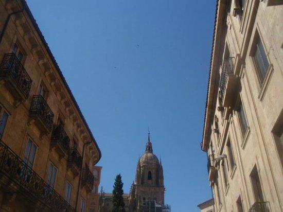 Cueva de Salamanca : The Cathedral dome