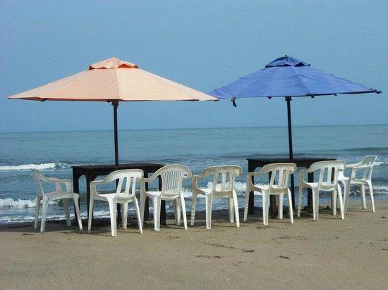 Manzanillo del Mar : vaiven de las olas