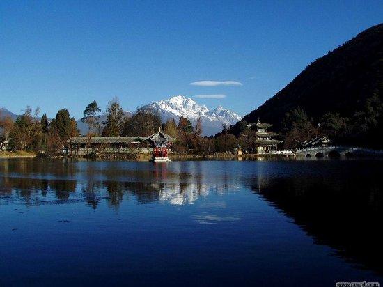 Baisha Holiday Resort Lijiang: go go go !!