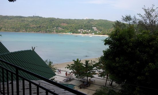 Phi Phi Good View: dal balcone