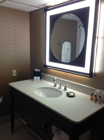 Sheraton Imperial Hotel Raleigh-Durham Airport at Research Triangle Park : Sink
