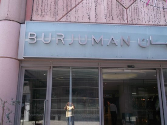 Fortune Hotel Apartments : Burjuman mall- very near to Hotel