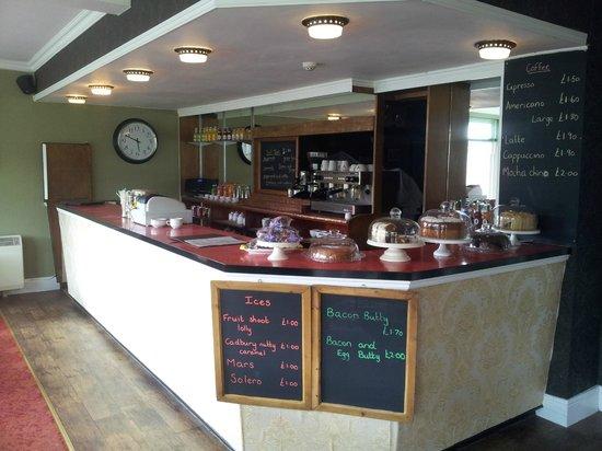 The Everley Country House Cafe: Café Bar