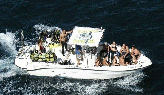 Grassi-sub: le bateau