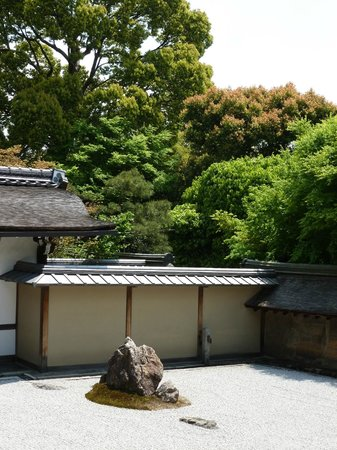 how to get to ryoanji temple