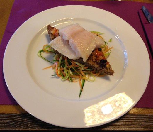 Bar Pasticceria Mastai: Uno dei piatti del giorno