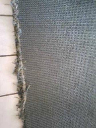 Sombrero Resort & Marina: Der Teppich vom Wohnzimmer zur Küche