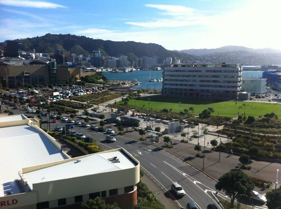 Bay Plaza Hotel: Our view