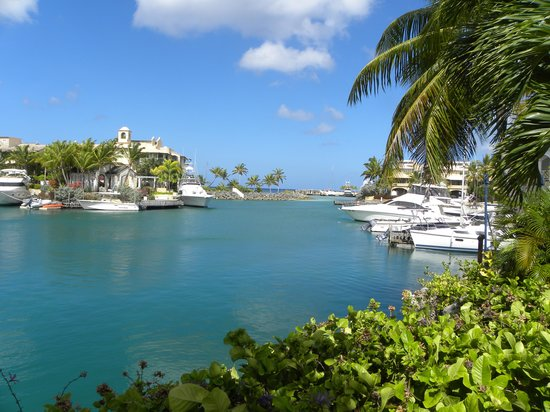 Port St. Charles: view