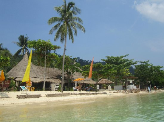 Mayalay Beach Resort: Blick auf das Resort