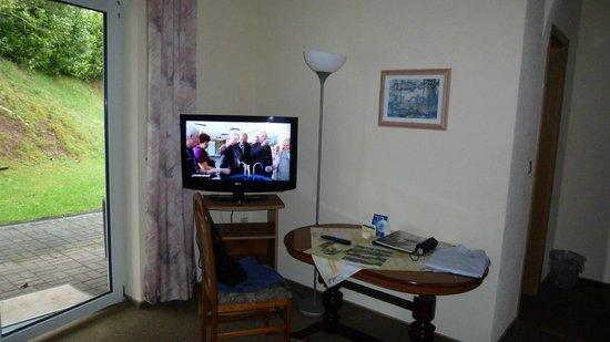 Pension Bergterrasse : Zimmer