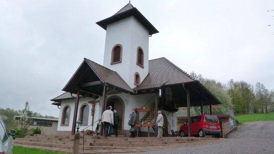 Pension Bergterrasse : Private Kirche