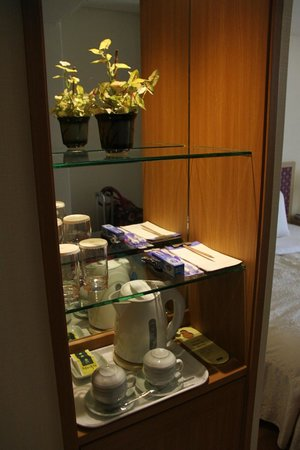 Sejong Hotel: room amenities