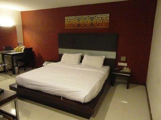 Kinabalu Daya Hotel: ベッド
