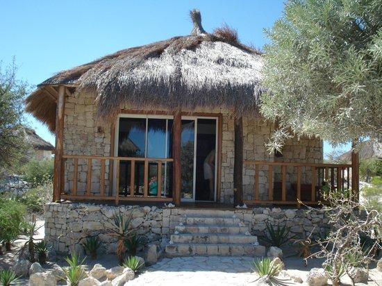 Anakao Ocean Lodge: lodge