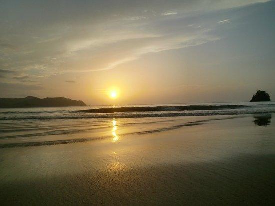 Playa Medina : ATARDECER