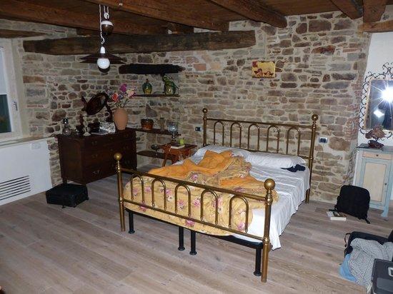Osteria La Campanara : our room