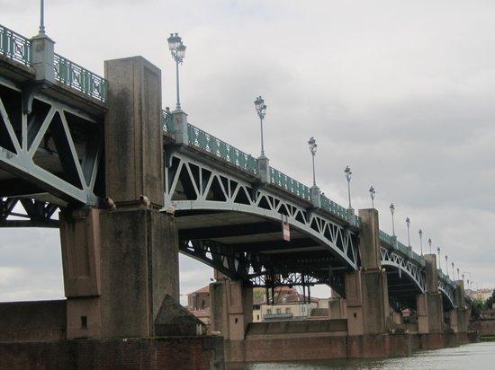 Toulouse Walking Tours : Beautiful sight