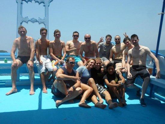Ban's Diving Resort: Tauchkurs