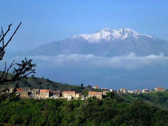 Casa di Lucia : Aussicht vom Hotel