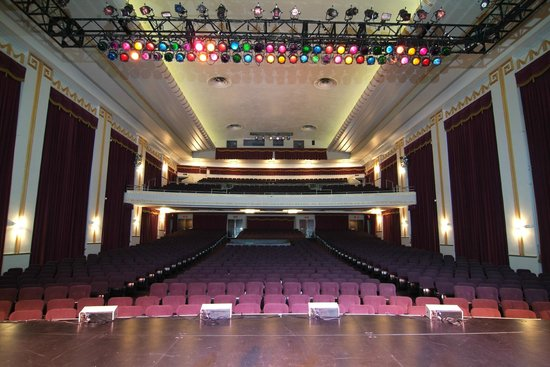 Mayo Performing Arts Center: Stage View