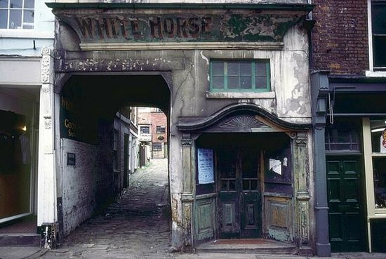 White Horse and Griffin: It all started here - early 1980's
