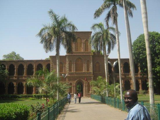 University of Khartoum: the registrar