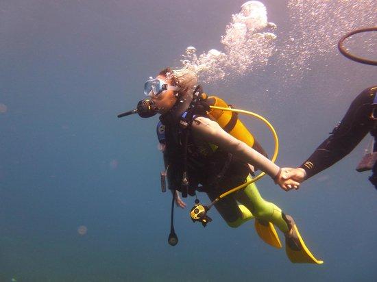 Cote Plongee : Baptême Plongée Sous Marine, Côté Plongée Antibes Dive Centre