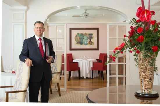 The Atlantic Hotel: Martinho de Sousa welcomes you
