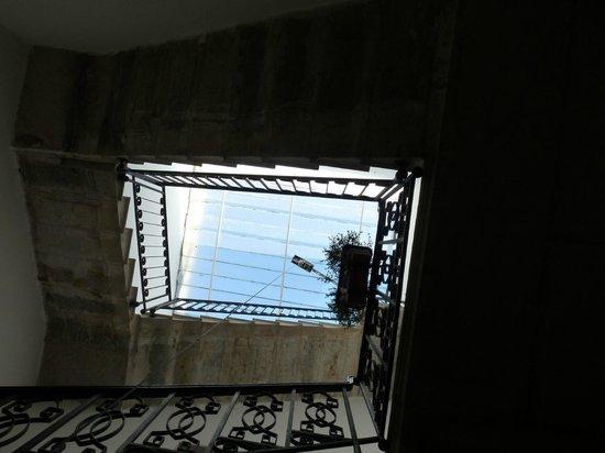 Gafada : Couloir