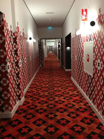 Hampshire Hotel - The Manor Amsterdam: Hallway