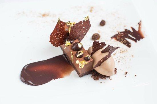 The Atlantic Hotel: Chocolate a la carte