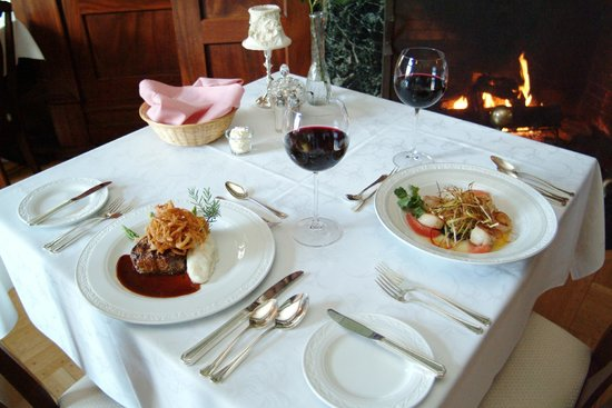 Byron's Dining Room at The Mercersburg Inn
