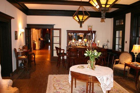 Byron S Dining Room At The Mercersburg Inn