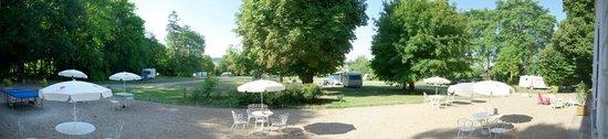 Photos de Castel Camping Le Petit Trianon de Saint Ustre - Photos de Ingrandes - Tripadvisor