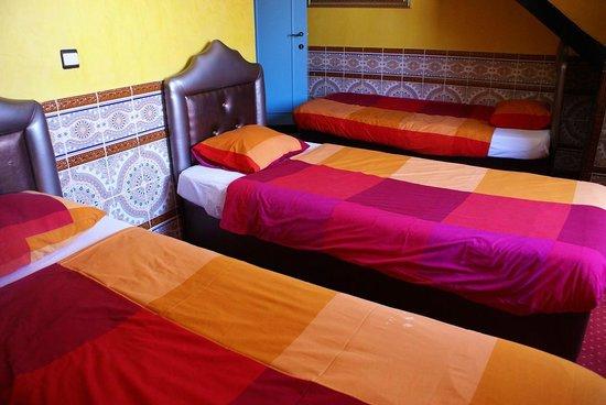 Hotel Mozart: room