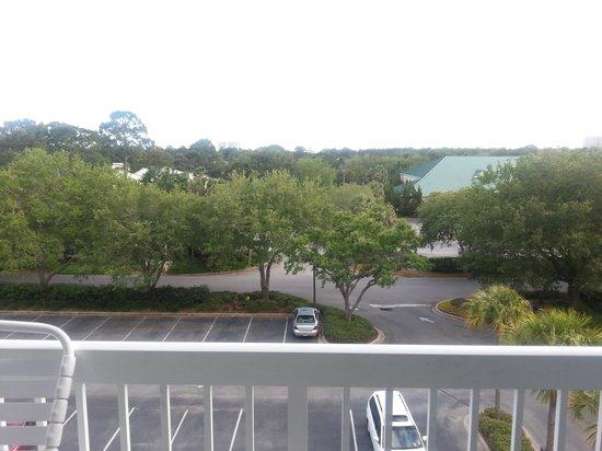 Wyndham Bay Club II: Balcony View