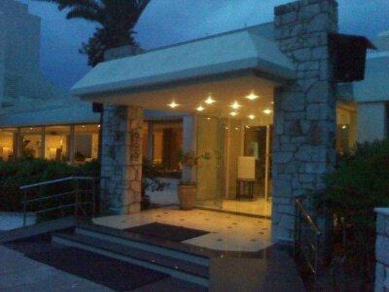 Robinson Club Kyllini Beach: The entrance
