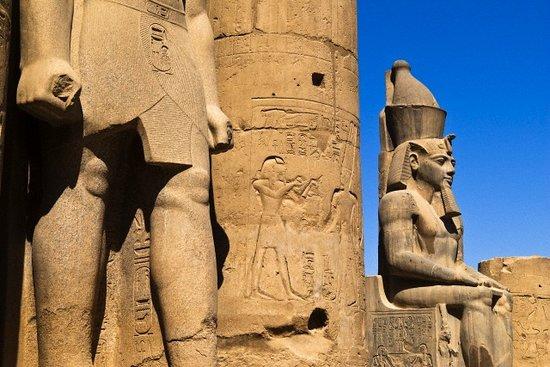 Safaga Shore Excursions : Luxor Temple