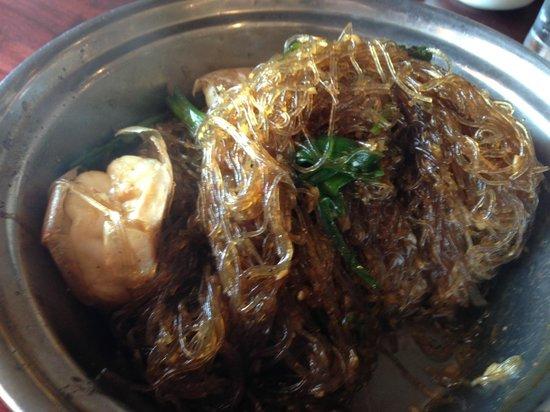 Crystal thai restaurant asian restaurant 4819 1st for Arlington thai cuisine