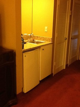 DoubleTree by Hilton Hotel and Suites Charleston - Historic District: Mini-bar