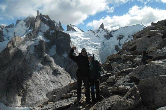 Walk Patagonia: Pollone