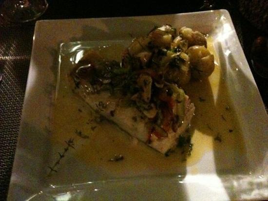 Restaurant Novamesa : plat principal