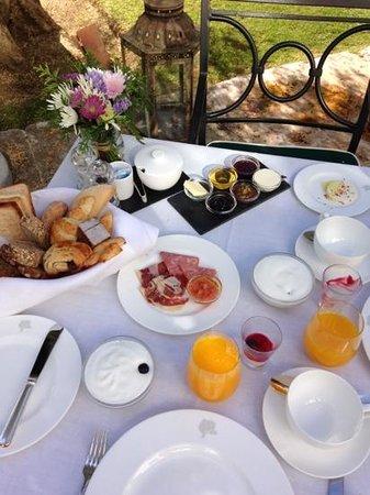 Finca Cortesin Hotel, Golf & Spa: heerlijk ontbijt