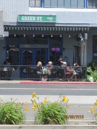 Green Street Cafe