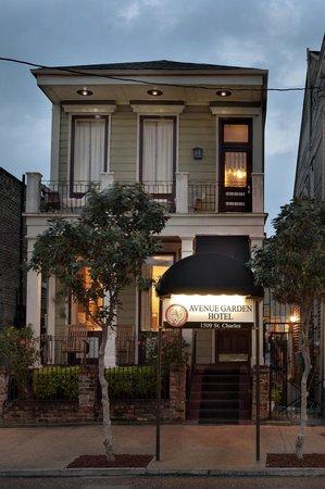 Historic Streetcar Inn Hotel
